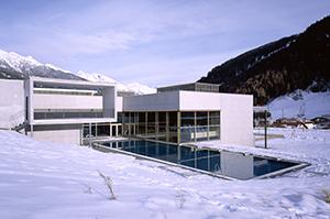 Arlberg-well