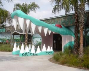 Gatorland_entrance_-Florida-23Feb2006